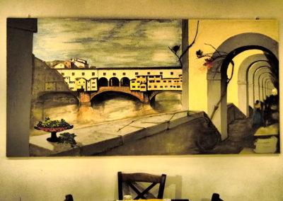 Ristorante-i-daviddino_little_david_firenze-centro-cucina-fiorentina-toscana-dipinto-ponte-vecchio